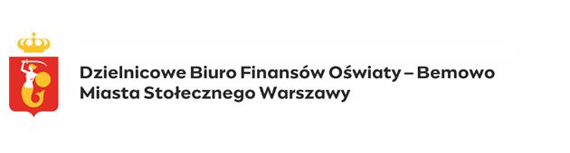 Dzielnicowe Biuro Finansów Oświaty Bemowo m. st. Warszawy