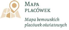Mapa bemowskich placówek oświatowych